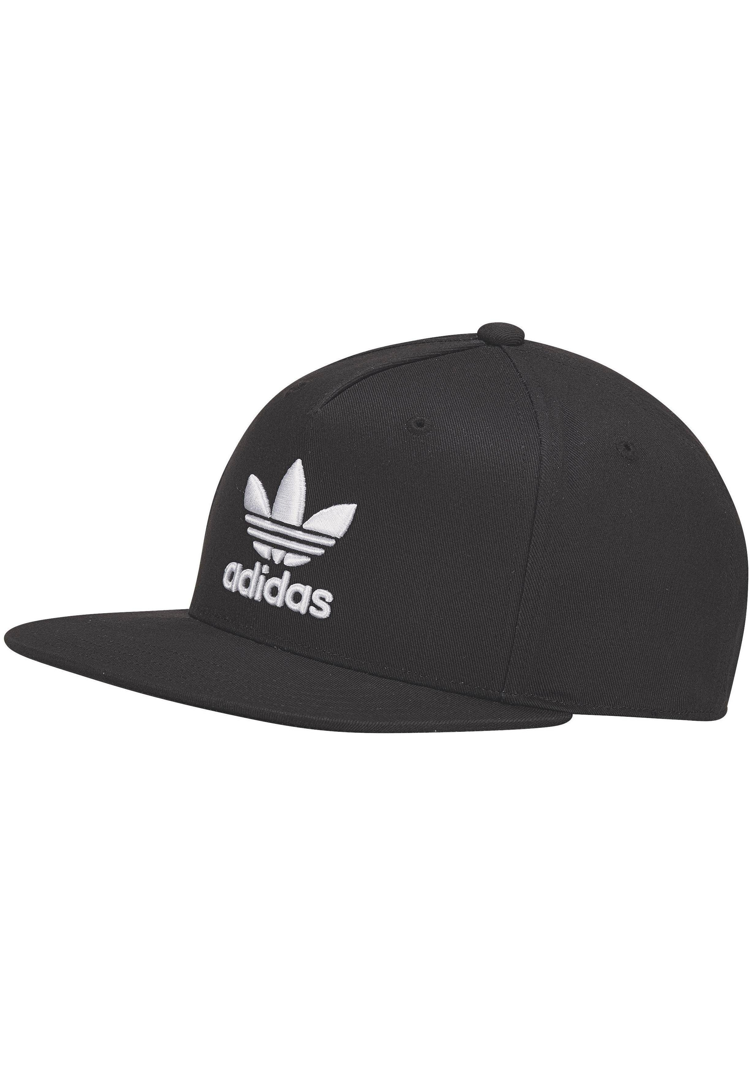 adidas Originals Flat Cap »CAP TREFOIL FLAT«