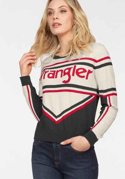Пуловер с круглым вырезом Wrangler