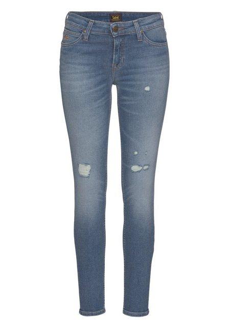 Lee® Destroyed-Jeans »Scarlett« mit trendy Vintage-Details | Bekleidung > Jeans > Destroyed Jeans | Lee®
