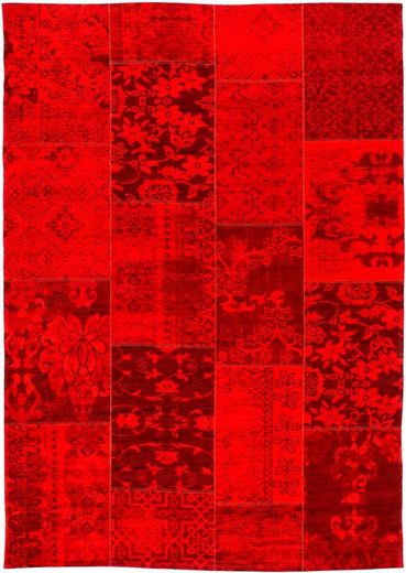Teppich »Alanis Allover«, OCI DIE TEPPICHMARKE, rechteckig, Höhe 5 mm, Flachgewebe