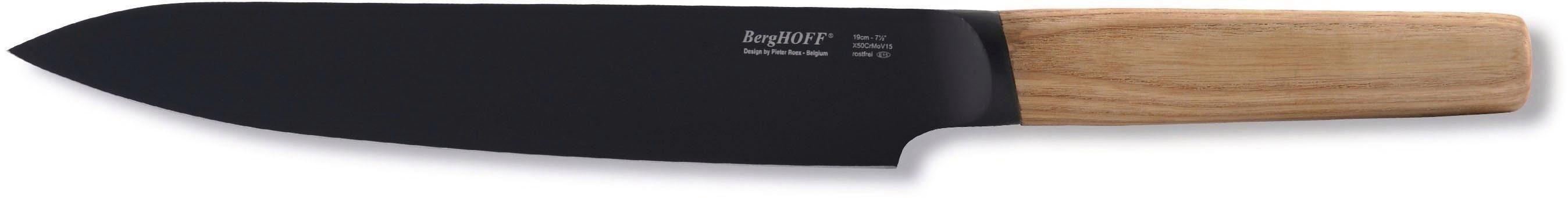 BergHOFF Tranchiermesser, Griff Eschenholz, 19 cm, »Ron line«