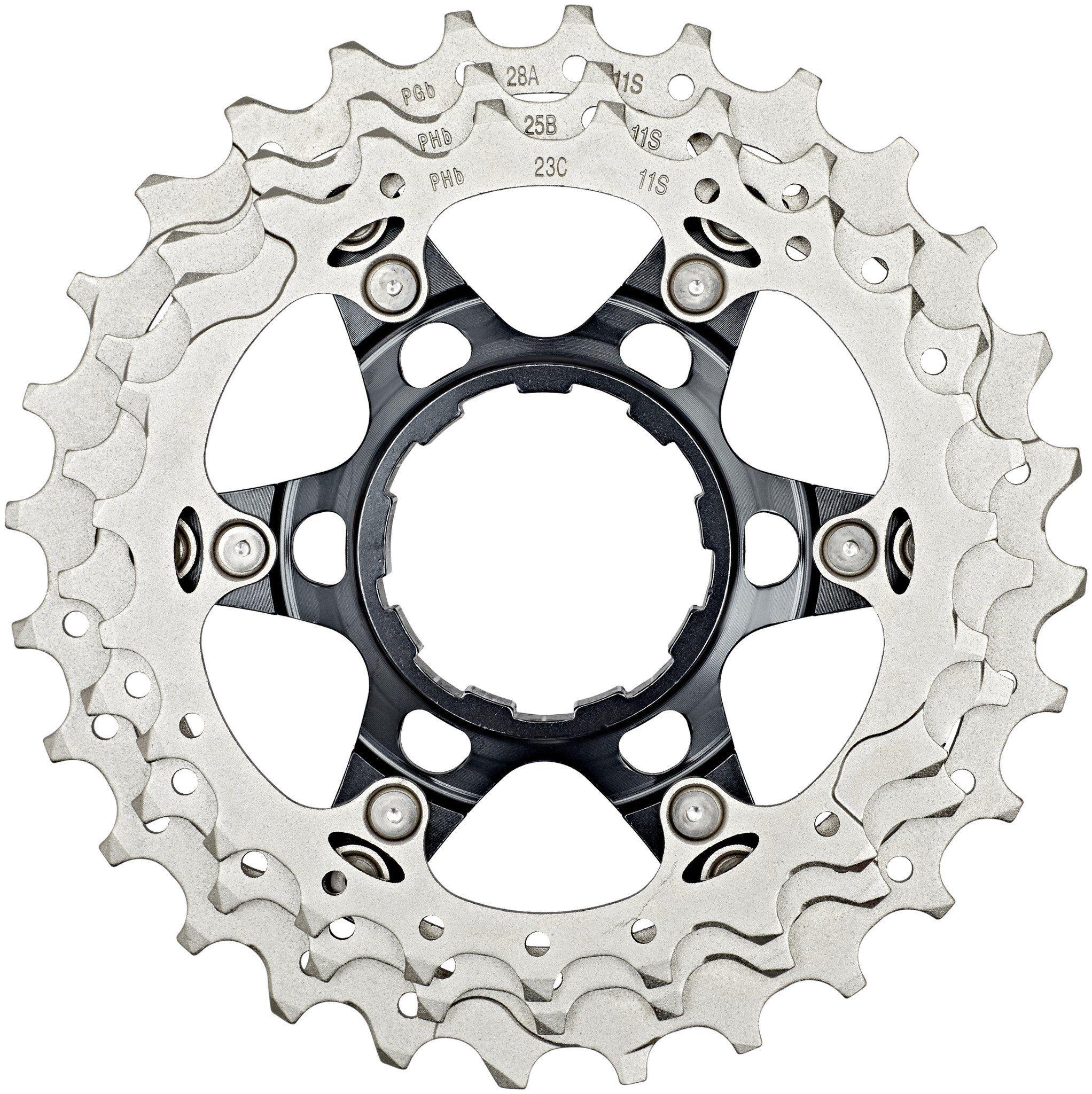 Shimano Fahrradkasetten »CS-R8000 Ritzeleinheit für 11-28 Zähne«