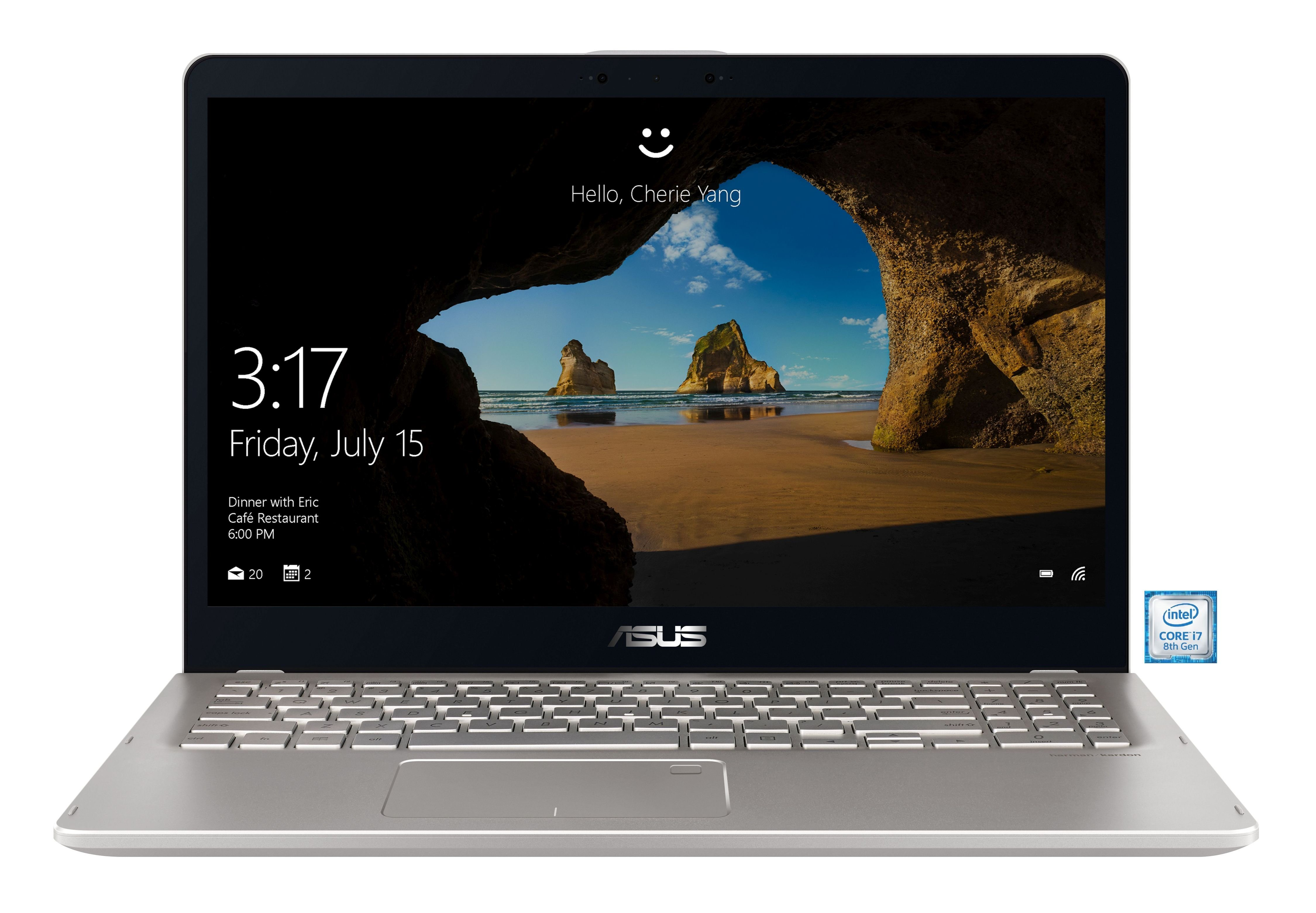 ZenBook Flip 15 (UX561UD) Notebook »Intel Core i7, 39,62 cm (15,6