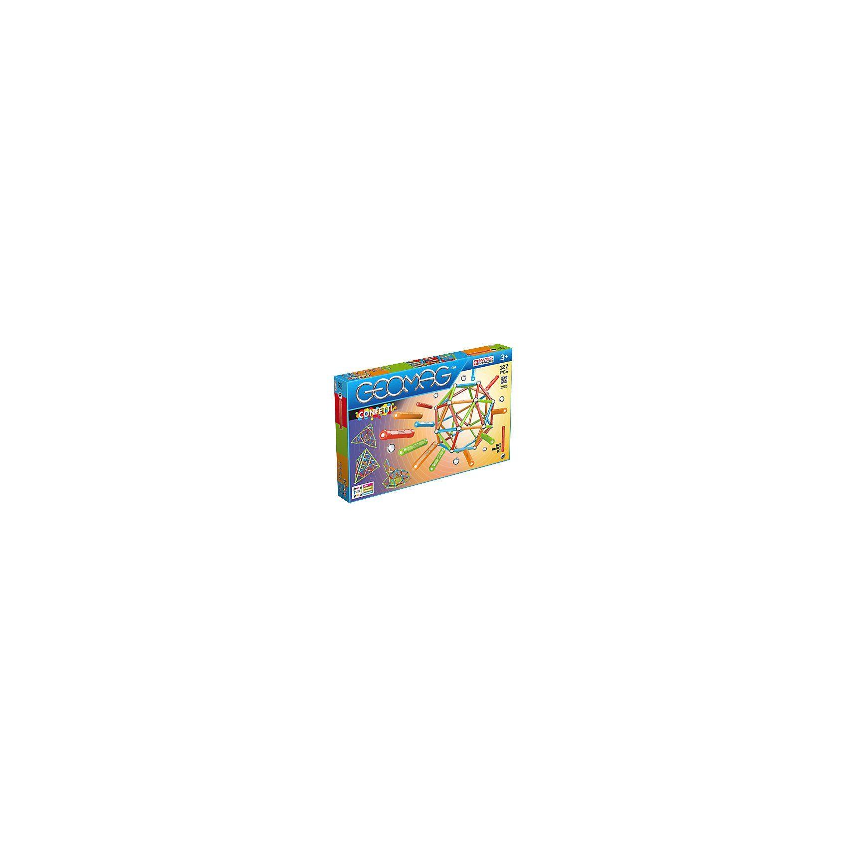 Geomag™ 8400354 Confetti 127 pcs