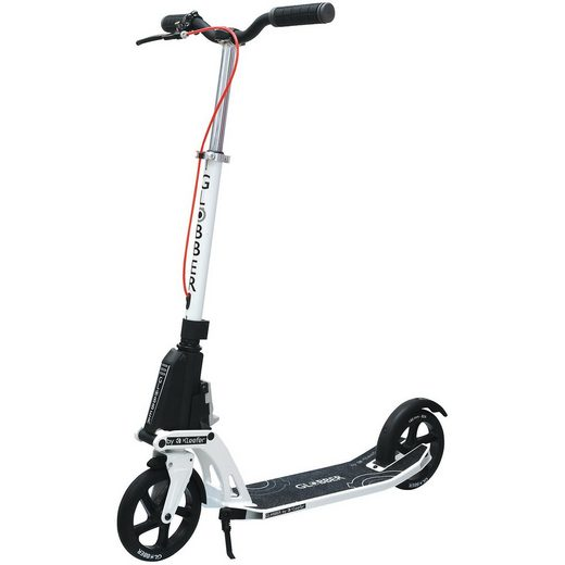 Globber Scooter My Too 18,0 KS Brake, weiß