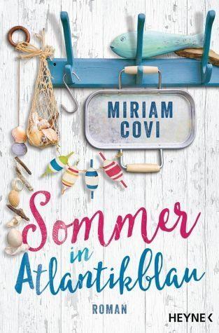Broschiertes Buch »Sommer in Atlantikblau«