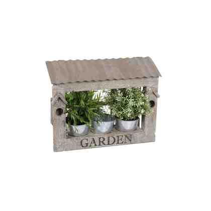 HTI-Living Blumenkasten Holz »Garden«