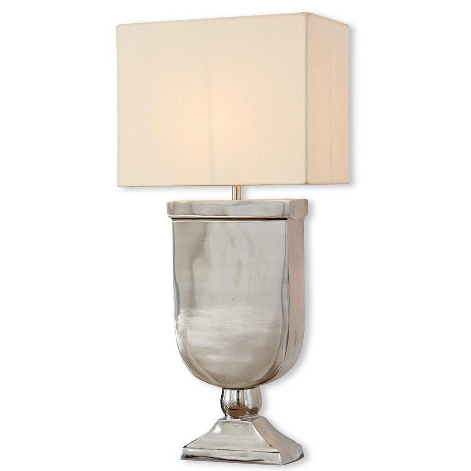 Loberon Tischlampe »Denver«, Moderne Pokalform Online