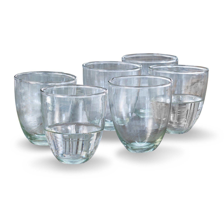 Loberon Glas 6er Set »Simplicity«