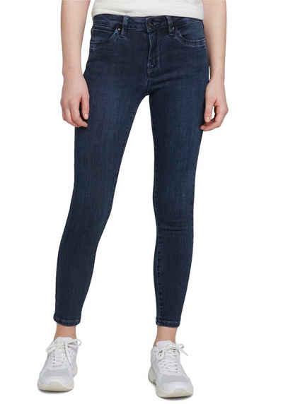 TOM TAILOR Denim Skinny-fit-Jeans mit cooler Waschung und Stretch-Komfort