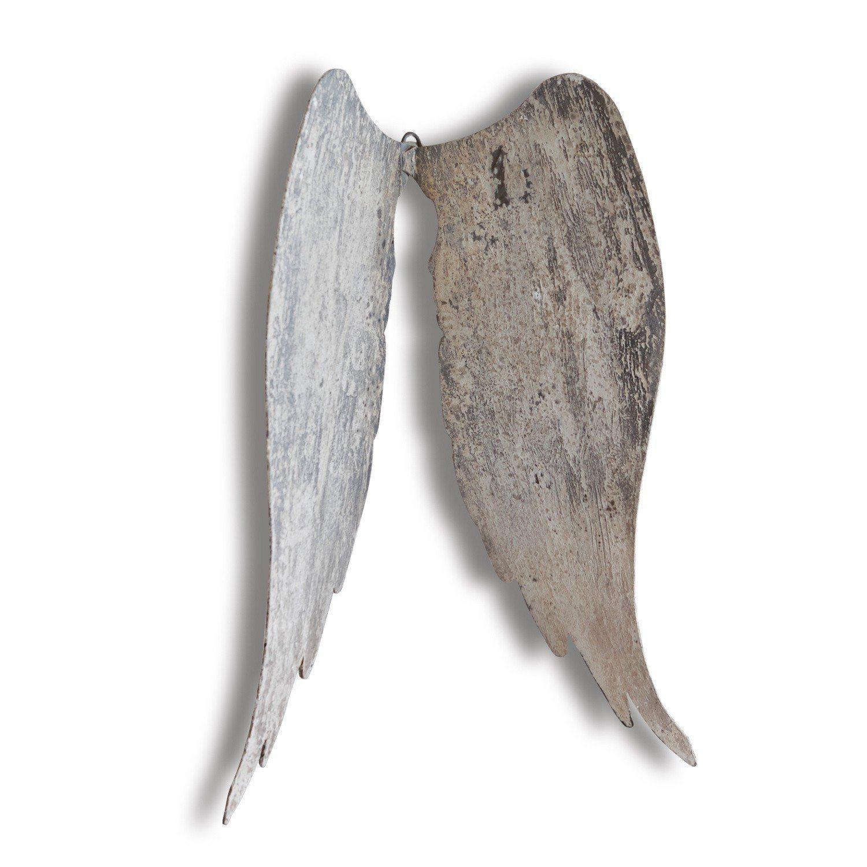 Loberon Engelsflügel »Gabrielle« | Dekoration > Figuren und Skulpturen > Engel | Eisen | Loberon