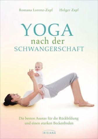 Broschiertes Buch »Yoga nach der Schwangerschaft«