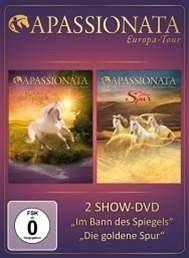 DVD »Apassionata- Die goldene Spur + Im Bann des...«