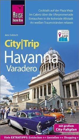 Broschiertes Buch »Reise Know-How CityTrip Havanna und Varadero«