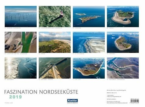 Kalender »Faszination Nordseeküste 2019«