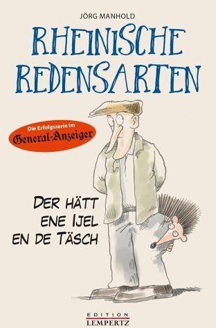 Broschiertes Buch »Rheinische Redensarten«