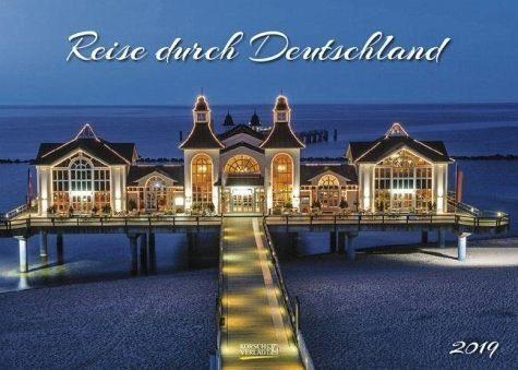 Kalender »Reise durch Deutschland 2019«