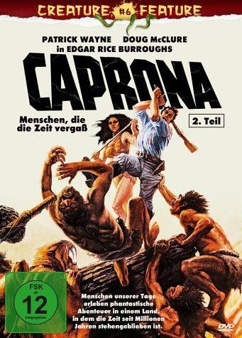 DVD »Caprona 2. Teil - Menschen, die die Zeit vergaß«