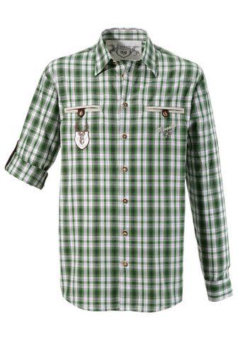 OS-TRACHTEN Рубашка в национальном костюме с закат...