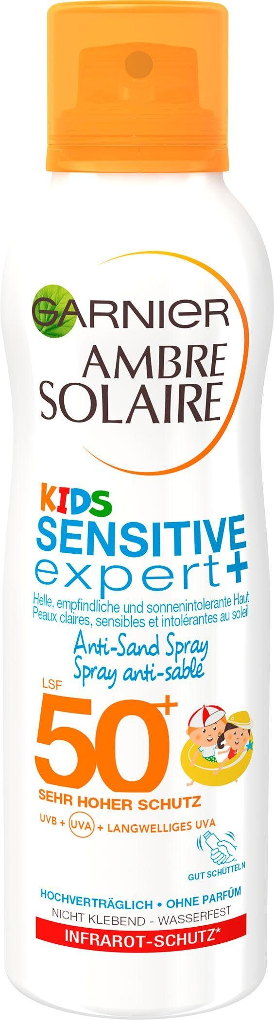 Garnier, »Ambre Solaire Kids Anti-Sand LSF 50+«, Sonnenspray
