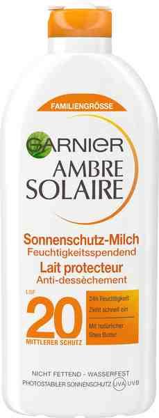 Garnier, »Ambre Solaire LSF 20 «, Sonnenmilch