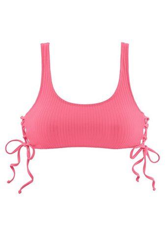 Bustier-Bikini-Top »Rippe«...
