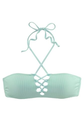 LASCANA Bikini maudymosi kostiumėlio viršutinė...