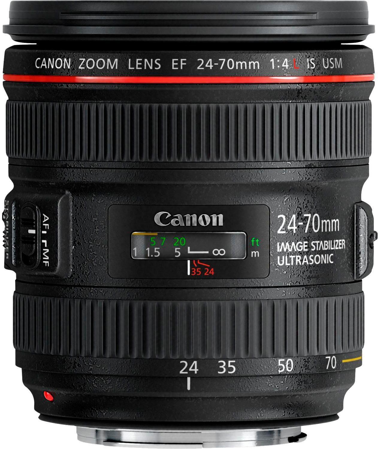 Canon »EF24-70MM F4L IS USM« Zoomobjektiv