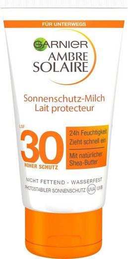 GARNIER Sonnenschutzmilch »Ambre Solaire LSF 30«
