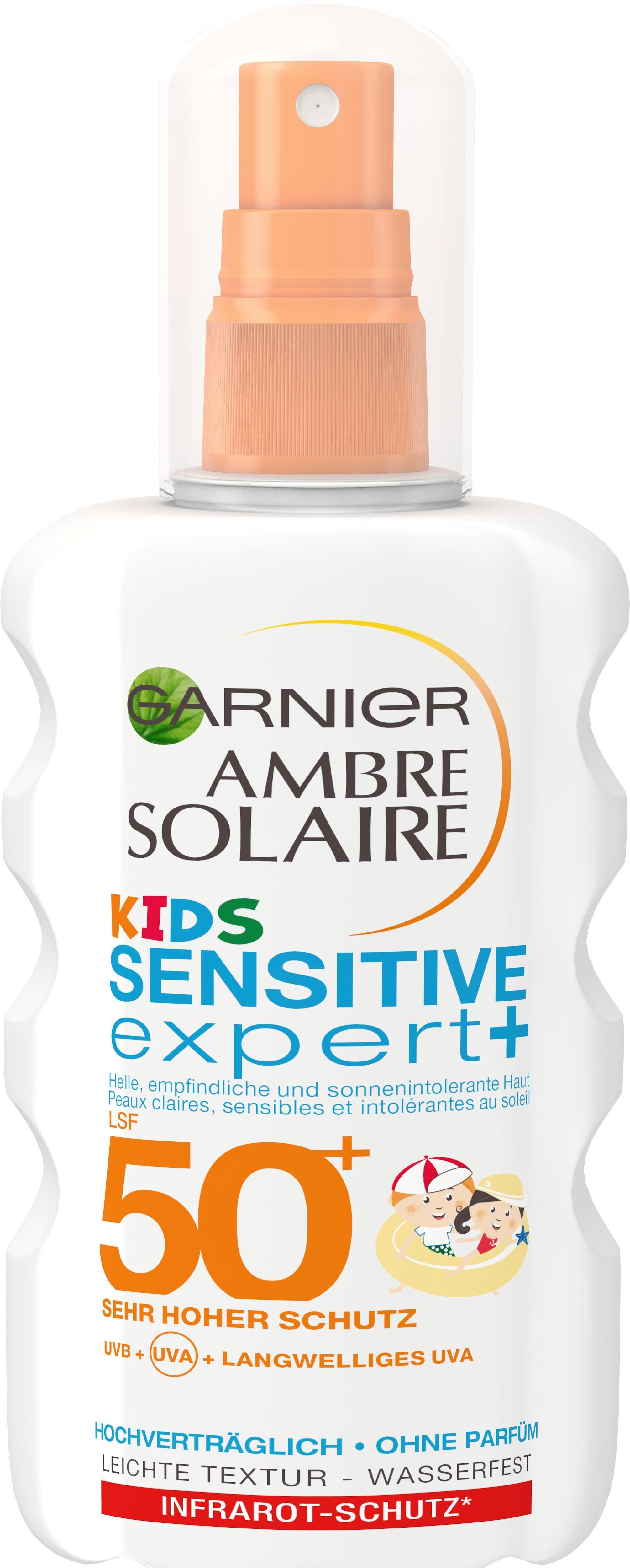 Garnier, »Ambre Solaire Kids Sensitive Expert LSF 50+«, Sonnenspray