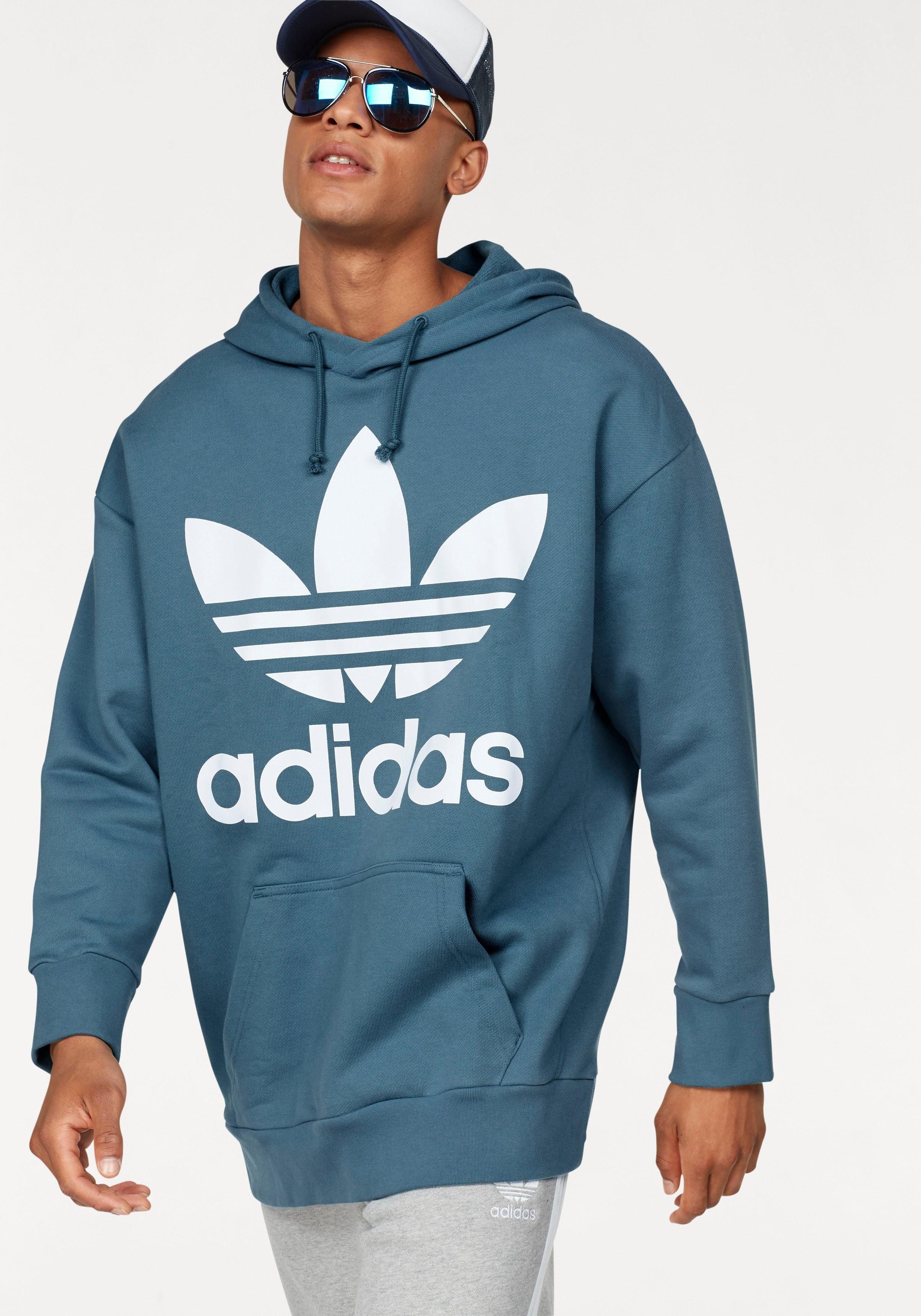 adidas Kapuzensweatshirt 'tref Over Hood' Herren Hoodies