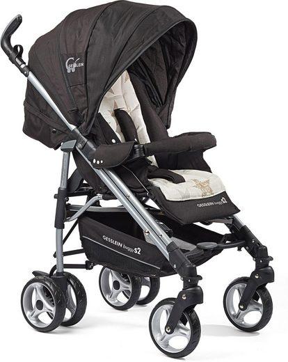 Gesslein Kinder-Buggy »S2, Stern«, mit schwenkbaren Vorderrädern