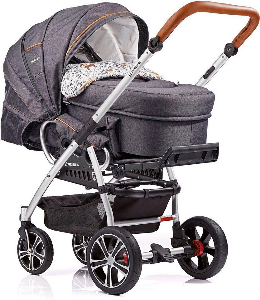 Gesslein Kombi Kinderwagen Kinderwagen Kinderwagen F4 Air