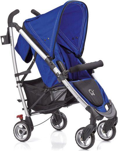 Gesslein Kinder-Buggy »S1 Swift, Ultramine«, mit schwenkbaren Vorderrädern