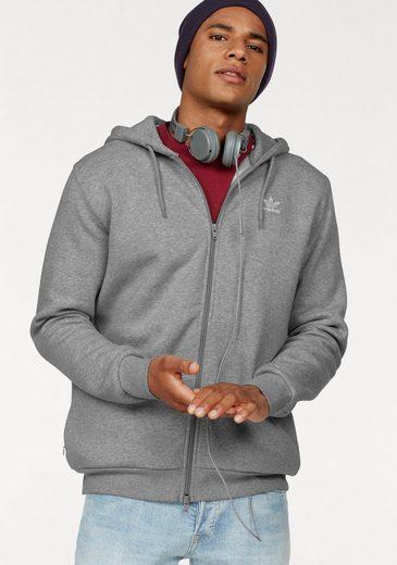 adidas Originals Kapuzensweatjacke »TREFOIL FLEECE HOODIE«