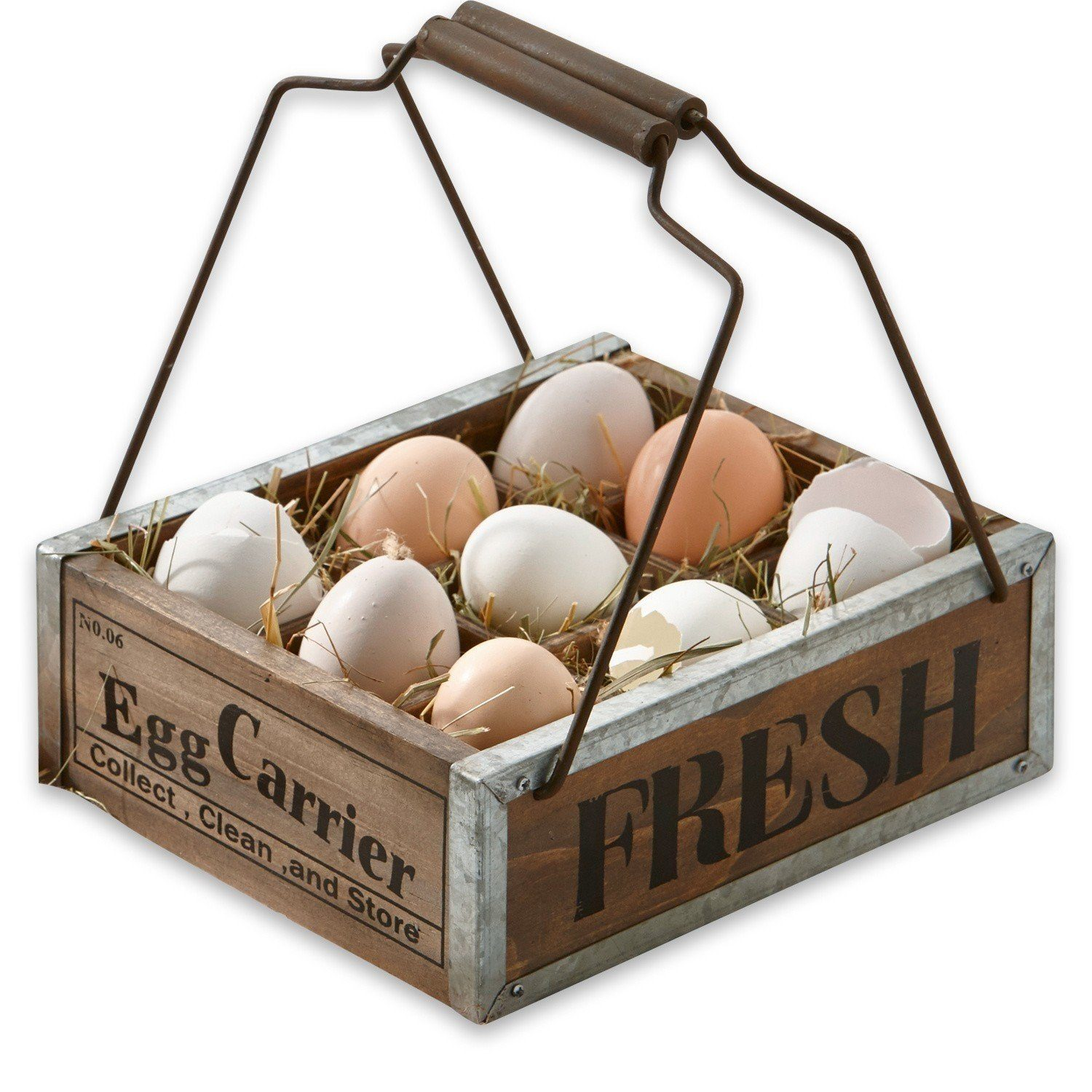 Loberon Eierkorb »Egg Carrier«