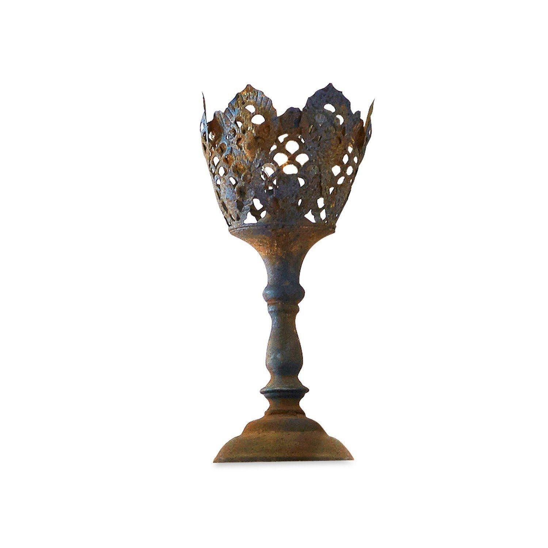 Loberon Laterne »Cornélie« | Dekoration > Kerzen und Kerzenständer > Laternen | Eisen | Loberon
