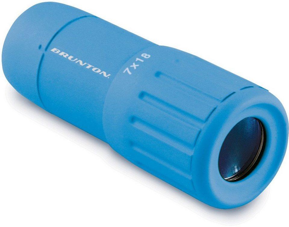 Brunton fernglas »scope monokular 7x18« kaufen otto