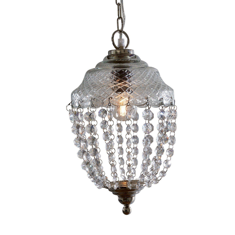 Loberon Hängelampe »Caupenne« | Lampen > Deckenleuchten > Deckenlampen | Glas | Loberon