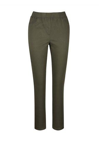 MIAMODA Kelnės su elastingas liemuo