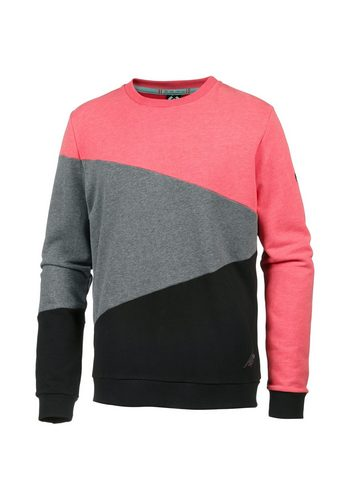 Herren Ragwear Sweatshirt TODD rot   04251436296024