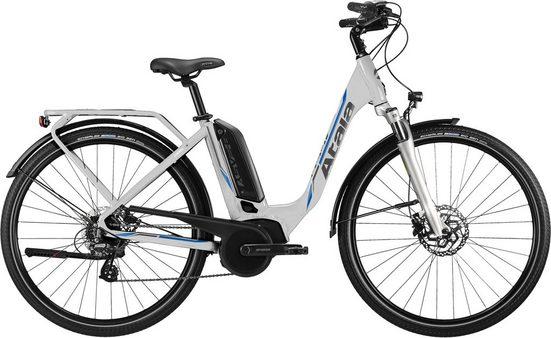 Atala E-Bike »B-Easy S«, 8 Gang Shimano Altus Schaltwerk, Kettenschaltung, Mittelmotor 250 W