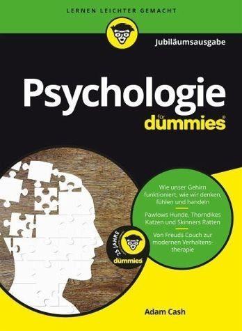 Gebundenes Buch »Psychologie für Dummies Jubiläumsausgabe«