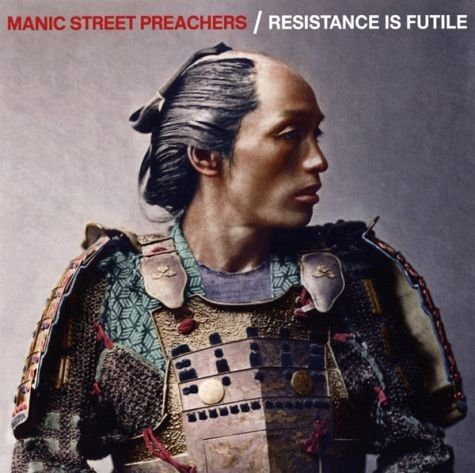 Audio CD »Manic Street Preachers: Resistance Is Futile«