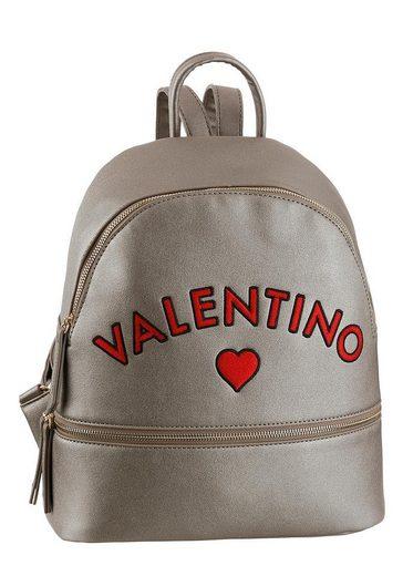Valentino »alice« Logodruck Mit Herz Handbags Cityrucksack Und Großem 4qr4z
