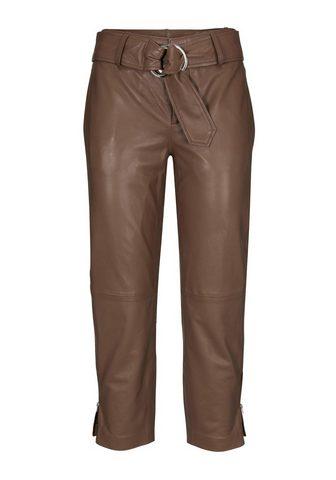 HEINE STYLE odinės kelnės su diržas
