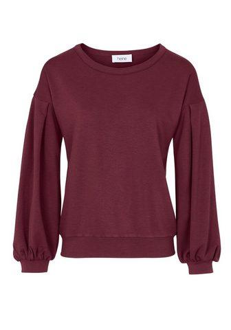 HEINE STYLE Sportinio stiliaus megztinis su ...