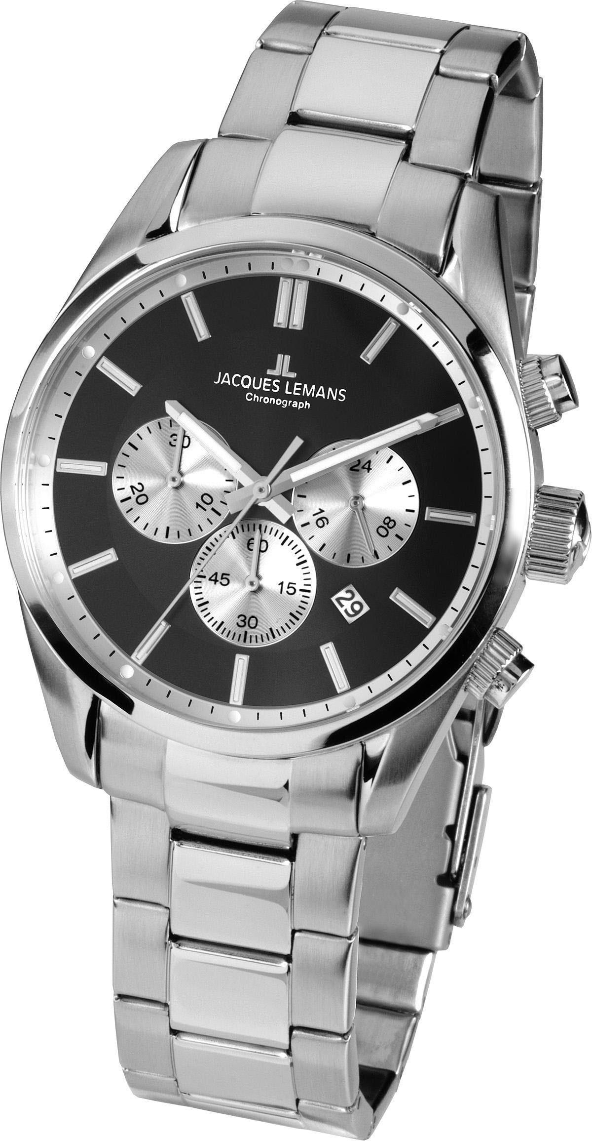 Jacques Lemans Sports Chronograph »42-6E«