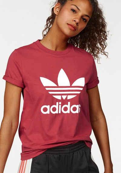 adidas Originals T-Shirt »TREFOIL TEE« 2e8966c6b0