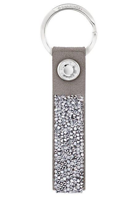 Swarovski Schlüsselanhänger »Glam Rock Gray, 5174951«, mit Swarovski® Kristallen | Accessoires > Schlüsselanhänger | Swarovski